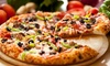 Up to 40% Off at North Beach Pizza