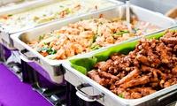 Buffet Wok à volonté pour 2 ou 4 personnes dès 19.99€ au restaurant La Fantasia