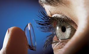 Jamie Cohen, O.D., INC.: $95 for a Comprehensive Eye and Contact Lens Exam with Contacts from Jamie Cohen, O.D. ($194 Value)
