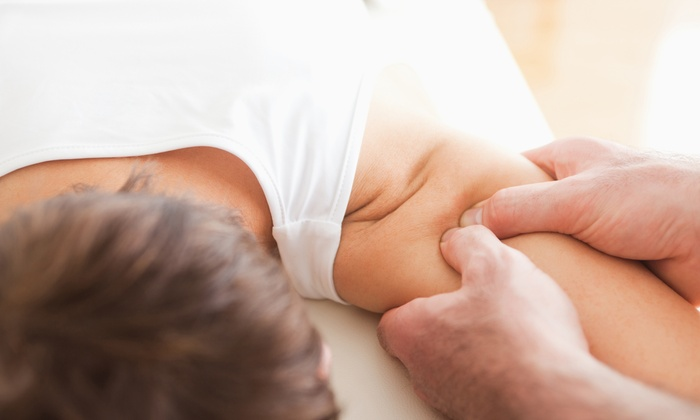 Acupressure Have Table Will Travel - Acupressure Have Table Will Travel: One or Two 60-Minute Acupressure Massages from Acupressure Have Table Will Travel (Up to 53% Off)