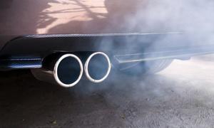 Green Tree Car Wash: Emissions Smog Test with Optional Registration Renewal at Green Tree Car Wash (50% Off)