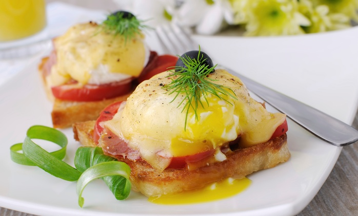 Café Breakfast or Lunch for Two ($22) or Four People ($44) at Roasted Addiqtion, Kingsland (Up to $76 Value)