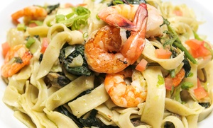 Radici Restaurant: Three-Course Italian Dinner for Two or Four at Radici Restaurant (Up to 52% Off)