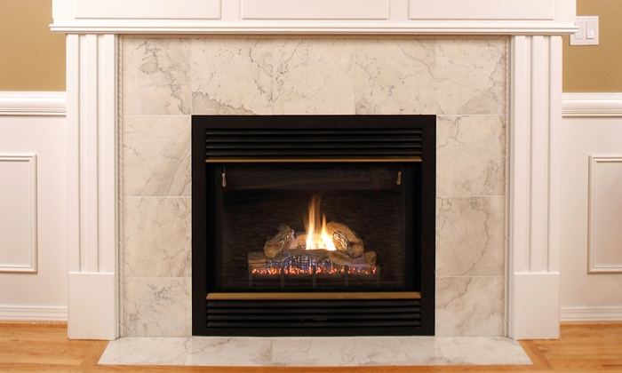 Big League Fireplace Services and Contracting - Philadelphia: Cleaning and Testing for One or Two Fireplaces from Big League Fireplace Services and Contracting (Up to 53% Off)