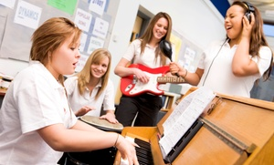 Big Sky Music: Three or Six 30- or 45-Minute Music Lessons at Big Sky Music (50% Off)