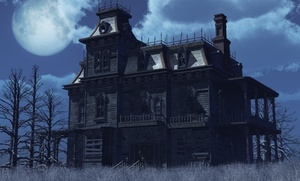 Dwelling of Despair: General or VIP Admission for Two at Dwelling of Despair (Up to 33% Off)