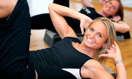 10 Saturday FIT Classes or 5-Week Group Fitness Program at Work It Off Fitness (Up to 61% Off)