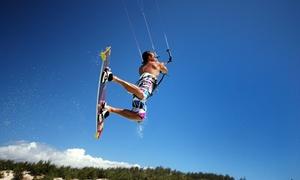 FLYKITE: Kurs Kite: wybrane szkolenie dla początkujących od 49,99 zł z FlyKite (do -51%)