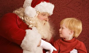 Bayville Winter Wonderland: Visit for Two, Four, or Six and Santa Photos at Bayville Winter Wonderland (Up to 52% Off)