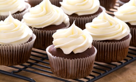 One or Two Dozen Cupcakes at Sassy Sweets Confections (40% Off)