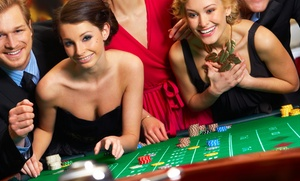 Casino Tours Dallas: $25 for a Round Trip Casino Tour Ticket to Louisiana or Oklahoma from Casino Tours Dallas ($50 Value)