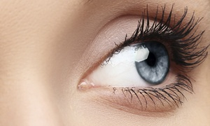 EJ Nails: Full Set of Eyelash Extensions with Option for One Fill at EJ Nails (50% Off)