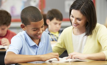 Diagnostic Skills Assessment and Four <strong>Tutoring</strong> Sessions at Sylvan Learning Center ($431 Value)