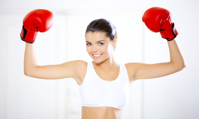 Eat Well Stay Fit - Eastchester: 5 or 10 Cardio Weight-Loss Boxing Classes at Eat Well Stay Fit (Up to 75% Off)