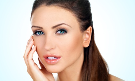 $49 for Herbal Anti-Aging, Blueberry, or Pumpkin Peel and Mask at Spa Bella Medispa ($125 Value)