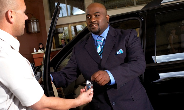 Select Airport Valet Parking - Crescent Beach: Logan International Airport (BOS) Parking for Two, Four, or Six Days at Select Airport Valet Parking (Up to 53% Off)