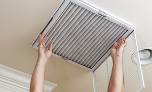Go Blue Air: Heating Tune-Up, Air Conditioner Tune-Up, and HVAC Cleaning from goblueair (81% Off)