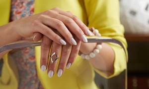 Crazy Nails Estetica: Ricostruzione unghie o smalto semipermanente più manicure Spa al centro Crazy Nails Estetica (sconto fino a 82%)