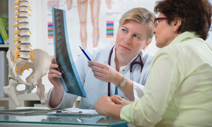 Holistic Health and Fitness - Holistic Health and Fitness: C$59 for Posture Assessment and Correction at Holistic Health and Fitness (C$150 Value)