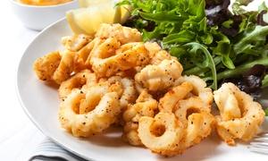 Aliano's Ristorante: Italian Dinner or Mother's Day Buffet at Aliano's Ristorante (Up to 50% Off)