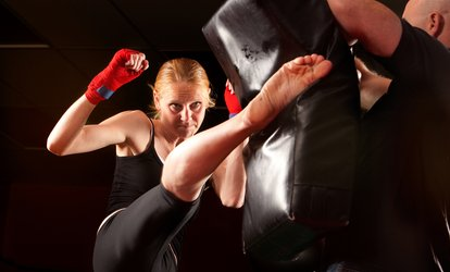 Four or Eight PowerFlow Kickboxing <strong>Classes</strong> at F3 Cross Training (Up to 84% Off)