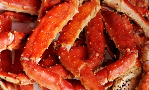 Todd's Crab Cracker: $17 for $30 Worth of Seafood at Todd's Crab Cracker