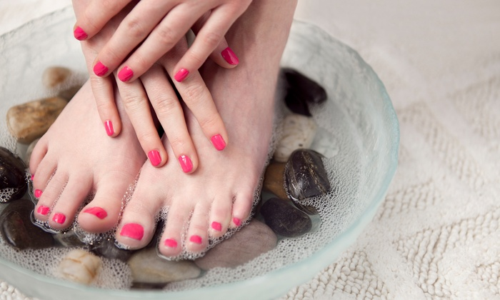 Patty Richards at Salon Brands - Inside of Salon Brands: Nail Services from Patty Richards at Salon Brands (Up to 64% Off). Three Options Available
