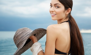 Brazil Bronze Glow Bar: Rejuvenation Spray Tan or One or Two Temporary Tattoos and Spray Tans at Brazil Bronze Glow Bar (Up to 59% Off)