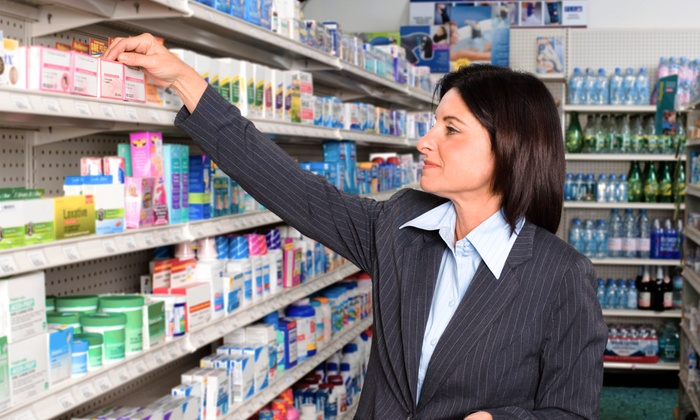 Rx Care Pharmacy - Fuquay Varina: $10 for $20 Worth of Services or Delivery from Rx Care Pharmacy