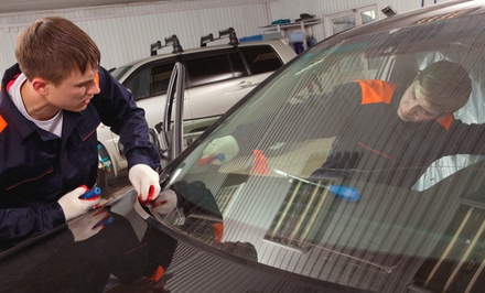 One or Three Glass Repairs or Windshield Replacement at 50/50 Xtreme Auto Glass (Up to 83% Off)