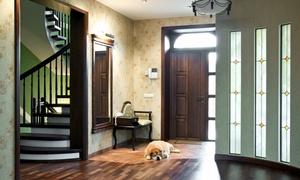 Pinturas Úbeda: Barnizado y pulido de parqué o tarima flotante para viviendas de hasta 100 m² desde 44,95 € con Pinturas Úbeda