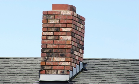 Chimney Sweep for Up to 12 Feet or Dryer Vent Cleaning for Up to 6 Feet from Chimney Pro (Up to 84% Off)