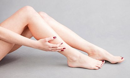 image for Express Pedicure with Optional Manicure at Salon 21 (Up to 50% Off)