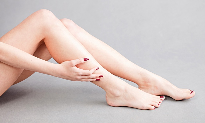 The Center for Laser & Aesthetic Medicine - The Center for Laser & Aesthetic Medicine: Six Laser Hair-Removal Sessions at The Center for Laser & Aesthetic Medicine (Up to 82% Off)