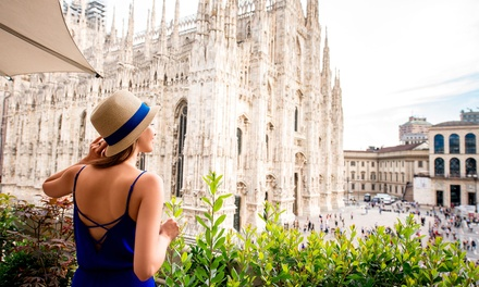 ✈ Milan, Venice, Florence and Rome: 8 Nights at a Choice of Hotels with Flights and Train Transfers*