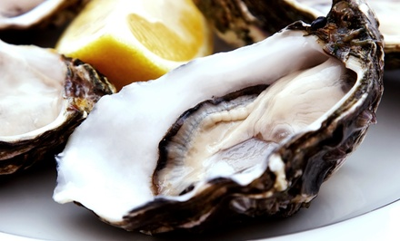 Two, Four, or Six Tickets to South Carolina Oyster Festival (Up to 52% Off)