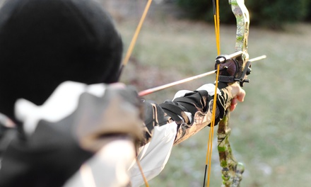 An Archery Lesson at Black Sheep Archery (46% Off)