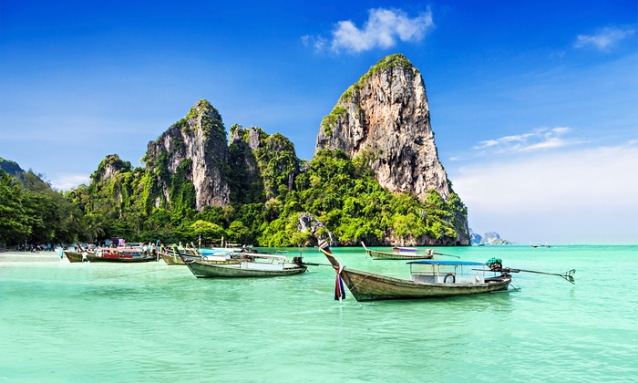 Thailand Vacation with Hotel and Air from Indus Travels - Phuket, Phi Phi,  ...