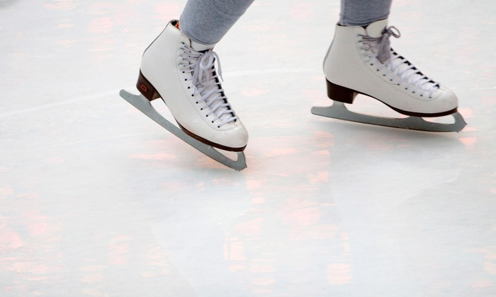Logger's Park Sports Complex - Richfield: Ice Skating, Pizza, and Soda for Two or Four at Logger's Park Sports Complex (Up to 41% Off)