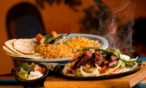 Sol Azteca: Mexican Food for Dinner or a Sunday Brunch for Two at Sol Azteca (Up to 45% Off). Three Options Available.