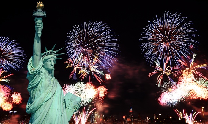 Go Go U.S. Tour - Boston: Boston-to–New York New Year's Eve Tour or Woodbury Common Black Friday Tour from Go Go U.S. Tour (Up to 51% Off)