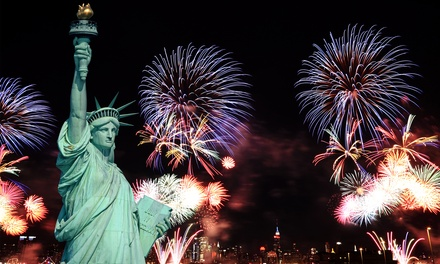 Boston-to–New York New Year's Eve Tour or Woodbury Common Black Friday Tour from Go Go U.S. Tour (Up to 51% Off)