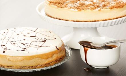 Choice of 1kg, 2kg or 3kg Cake at Axis Lobby at 5* Hilton Dubai Jumeirah