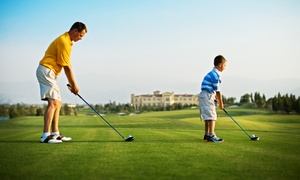 Dingus McGee's: $33 for Six Groupons, Each Good for One All-Day Golf Pass at Dingus McGee's ($90 Value)
