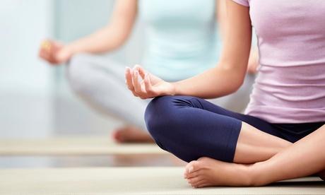5er- oder 10-er Karte für Yoga- und Pilateskurs nach Wahl bei Mattengold Yoga Pilates in Train
