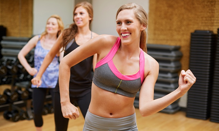 Country Fit - Multiple Locations: Five or Ten Country Fit Dance Lessons at Country Fit (Up to 63% Off)