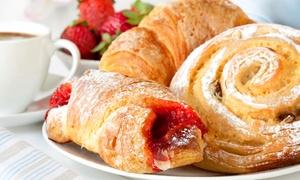 אפל שטרודל- סניף יפו: אפל שטרודל ביפו: מאפה + קפה ב-15 ₪ בלבד או ארוחת בוקר זוגית לבחירה ב-59 ₪