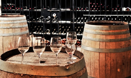 """Tap The Vat with the Winemaker"" Wine-Tasting Package at Tarpon Springs Castle Winery (Up to 67% Off)"