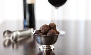 World of Chocolate Cafe: Chocolate and Wine Pairing Event at World of Chocolate Museum & Cafe (Up to 37% Off). Two Options Available.