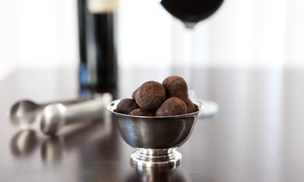 Chocolate and Wine Pairing Event at World of Chocolate Museum & Cafe (Up to 45% Off). Two Options Available.
